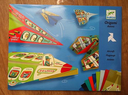 """Origami Avions (Bleu)""""Djeco"""""""
