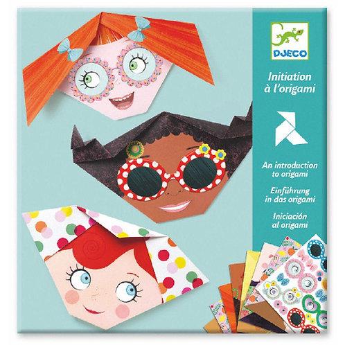 "Origamis Frimousses ""Djeco"""