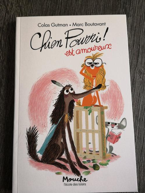 Chien Pourri est amoureux !