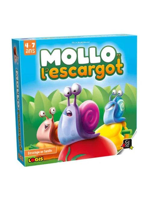 """Mollo l'escargot  """"Gigamic"""""""