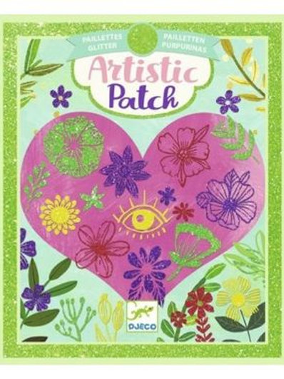 """Artistic patch - ¨Pétales - """"Djeco"""""""
