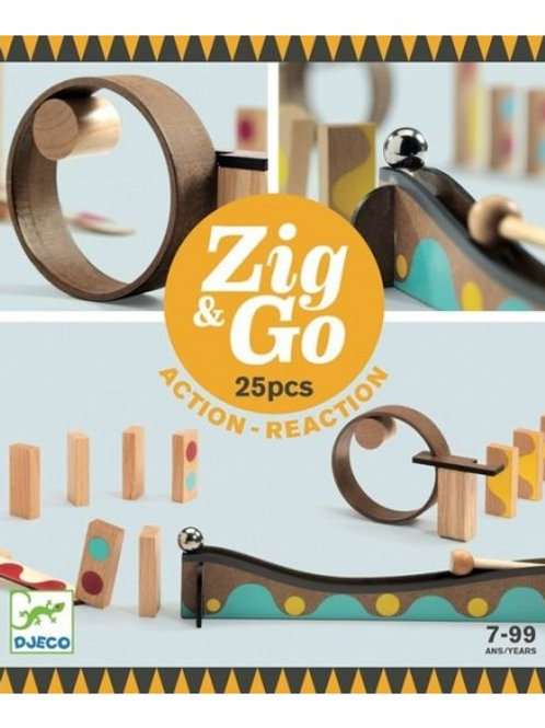 """Zig & Go Dring 25 pcs """"Djeco"""""""