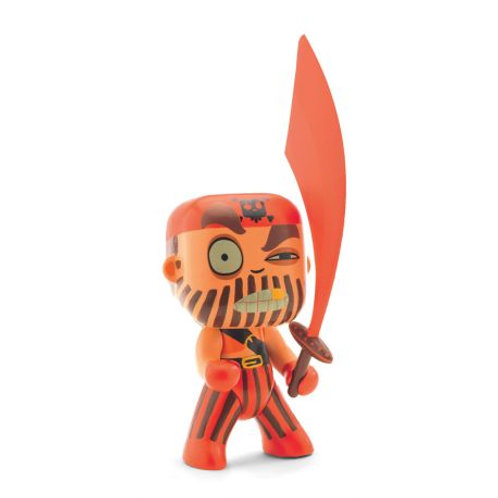 """Arty toys Captain red """"Djeco"""""""