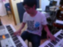 clase de teclado