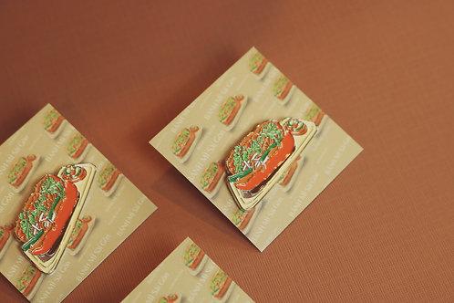 Saigon-Style Bánh Mì Pins