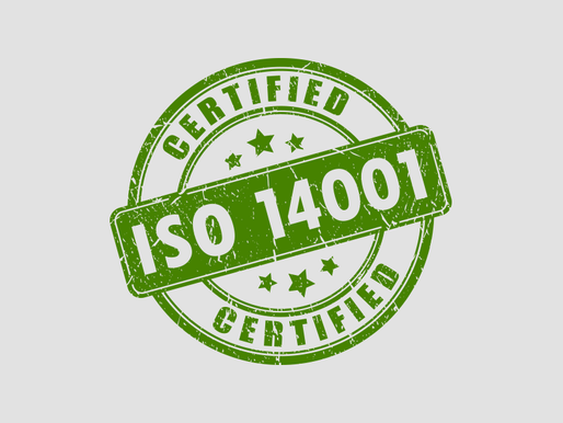 mce receives ISO 14001 as part of its commitment to protect the environment