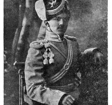 Первый георгиевский кавалер Атаманского полка в ПМВ