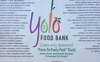 Join me in Supporting the End Hunger Yolo Capital Campaign