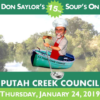Don Saylor's 15th Annual Soup's On