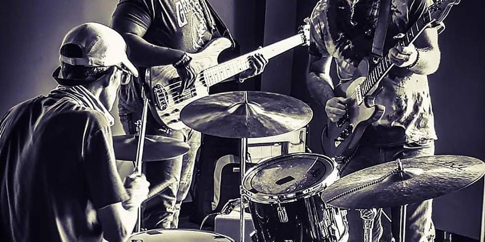 Jason Cale Trio at Flat Iron Crossroads