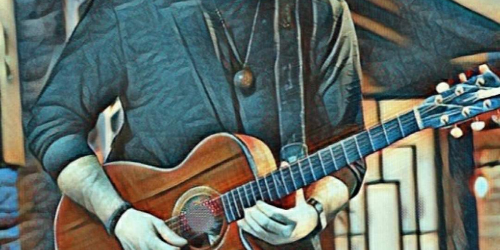 Jason Cale solo Acoustic at Big Woody's (Great Bridge)