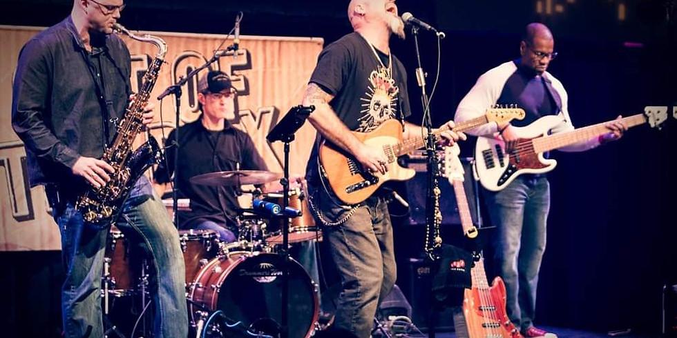 Jason Cale Band at Froggie's  VA Beach, VA