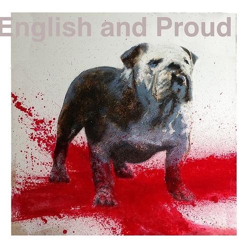 'English & Proud'