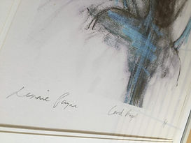 Covid Angel Signed Numbered