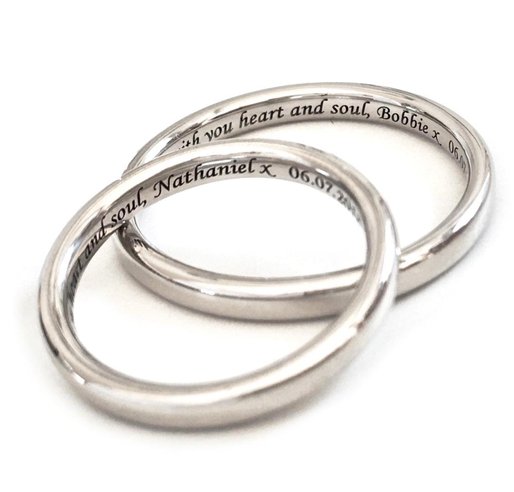 graviranje prstanov