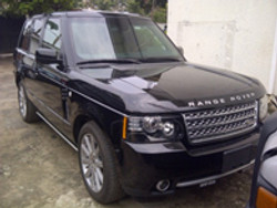 Bulletproof-SUV