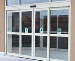 Automatic-sliding-door
