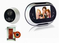Door-peephole-camera