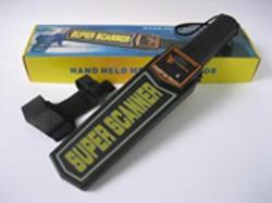 Handheld-metal-detector