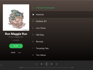 """Run Maggie Run"" is out now!!"