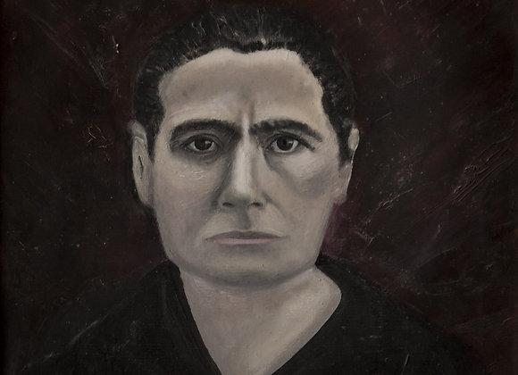 """""""Una Mujer""""en Canvas"""