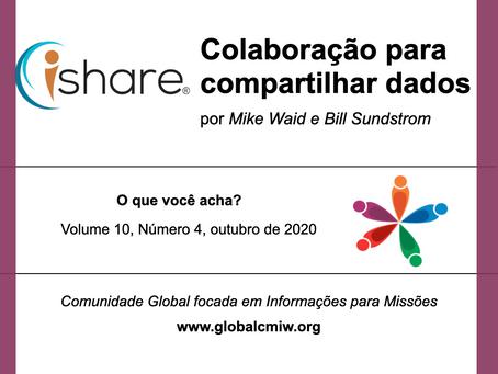 Colaboração para compartilhar dados