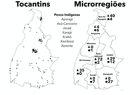 Tocantins - Comunidades Tradicionais