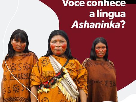 Língua Ashaninka [Ashéninka]