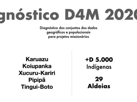 Diagnóstico 5 povos D4M
