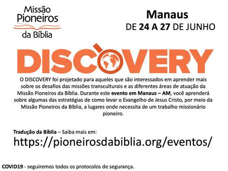DISCOVERY 2021 - Tradução da Bíblia