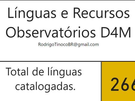 Relatório do observatório de Línguas e de Recursos (ROLR) Segunda Edição 2020 v3