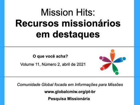 Mission Hits - Recursos missionários em destaques