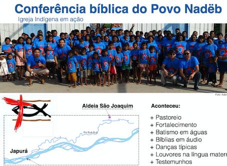 Povo Nadëb - Conferência Bíblica