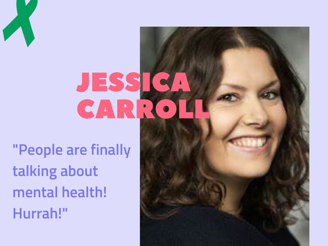 Mental Health Awareness Week: Meet Jess.