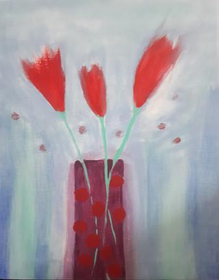 Vase of Hearts