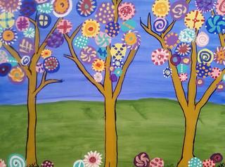 Bloomin' Trees