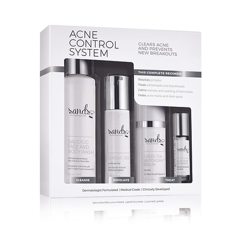 Sands Acne Control System