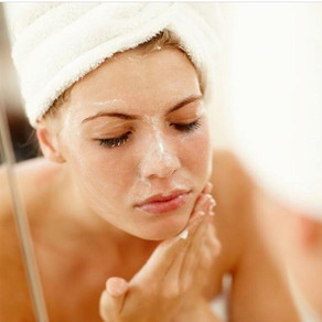 THE IMPORTANCE OF CLEANSING THE FACE