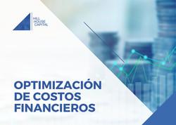 Optimización de Costos Financieros
