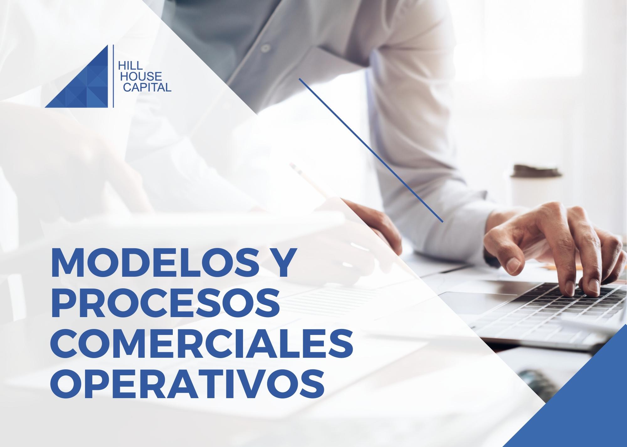 Modelos y procesos comerciales operativos
