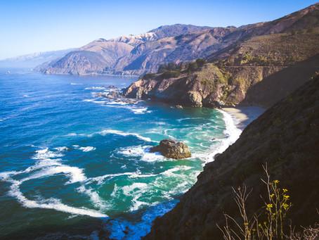 4 jours le long de la route 1 (Californie)