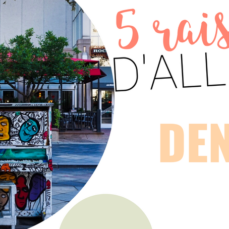 5 raisons d'aller à Denver (USA)