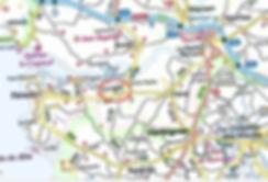 Plan environ de Camoel
