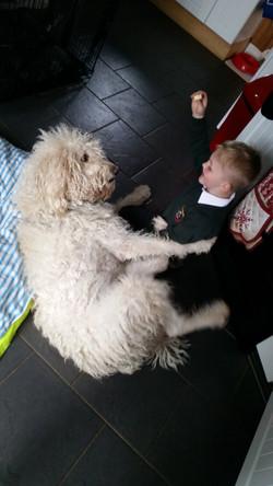 ~ RILEY & BIG TED ~