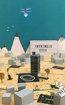 Intrinsic City Model