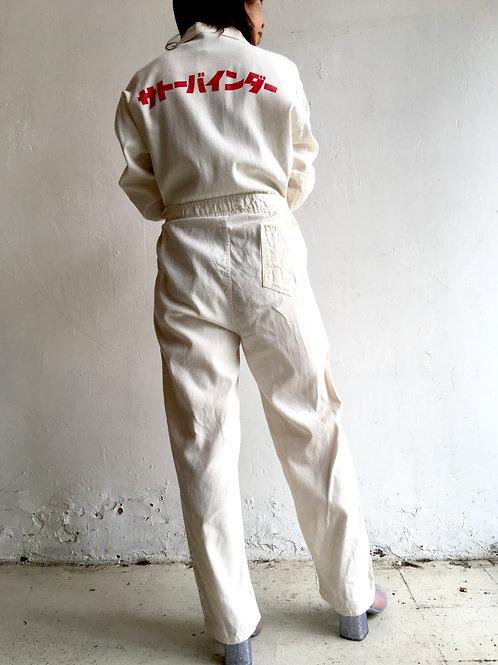 Unisex Japanese farmer's wear jumpsuits