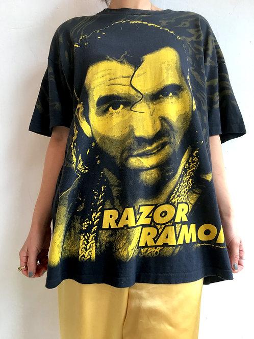 WWF Razor Ramon T-shirt