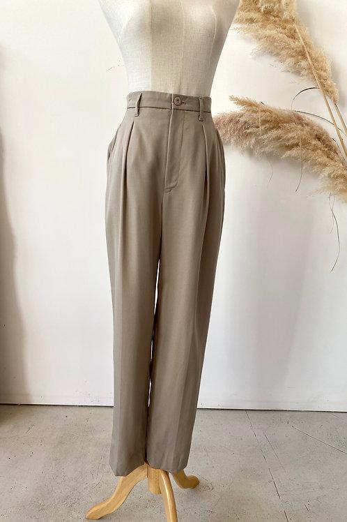 Vintage Issey Miyake wool pants