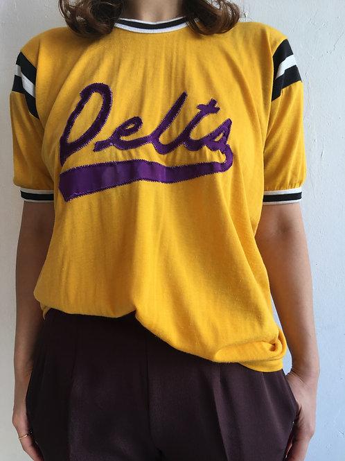 athletic jersey Delta T-shirt