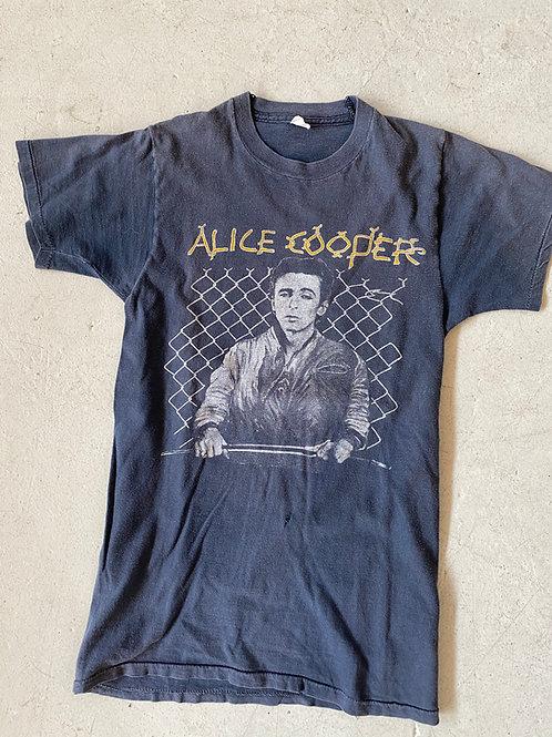80s Alice cooper tour Tshirt